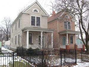 1129 & 1131 N 5 renovated shot gun houses