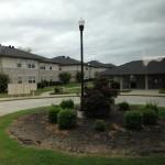 Affordable housing tour - Scholar House Development
