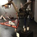 Car art - pegasus — at National Corvette Museum - 3
