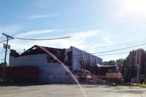 Equire Theater demolition Springfield, IL