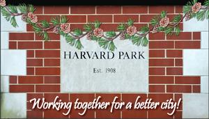 2016 Holiday Party Sponsor - Harvard Park Neighborhood Association