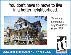 Holiday Party Sponsor - Illinois Times.
