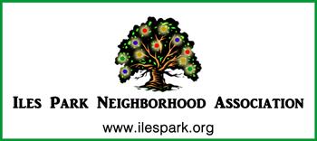 Holiday Party Sponsor - Iles Park Neighborhood Association.