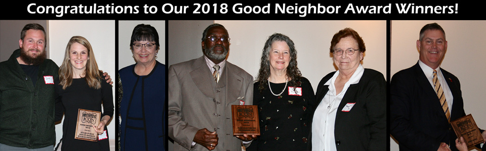 HP: 2018 GNA Winners