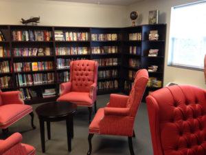 Villas at Vinegar Hill - Library